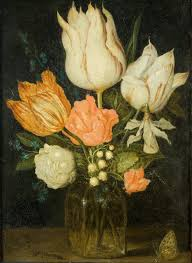 file flowers in a square glass by ambrosius bosschaert the elder