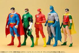 dc comics artfx super powers classics robin my anime shelf