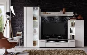 Wohnzimmerschrank Ohne Tv Wohnwand Dakota 4 Teilig Sortiment Möbel Wohnwände