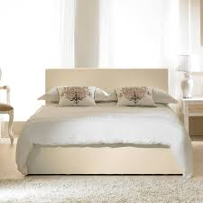 Ottoman Beds For Sale Emporia Beds Madrid 4ft Ivory Storage Bed Sale Madrid 4ft Beds