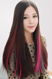 hair candy extensions fashion candy color hair extension oasap
