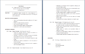 research associate resume resume badak