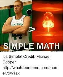 Bt Meme - simple math broen dht bt facebook comnbamemes it s simple credit