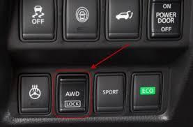nissan versa check engine light how to use nissan all wheel drive lock