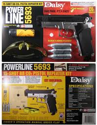 velox games pistola daisy powerline 5693 kit