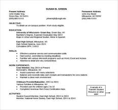 Customer Service Representative Resume Entry Level Sample Templates