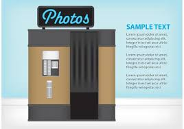 Photo Booth Machine Photobooth Vector Download Free Vector Art Stock Graphics U0026 Images