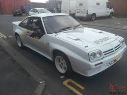 1972 opel manta opel manta 400 r fast road track car for sale