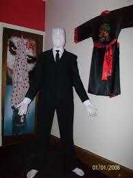 Slender Man Halloween Costume Cosplay Island Costume Shadowindustries Slender Man