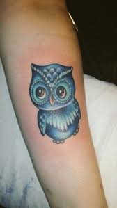 40 cute owl tattoo design ideas 2018
