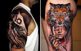 7 tattoo artists you should follow on instagram men u0027s health