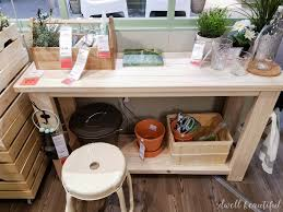 Potting Bench Ikea Brand New Ikea Tour Ikea Deals Styling And Shopping Tips