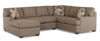left facing chaise sectional sofa hybrid sectional sofa with left facing chaise lounge klaussner 3