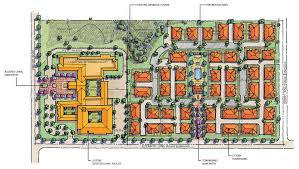 horizons assisted living townhomes ktgy architects