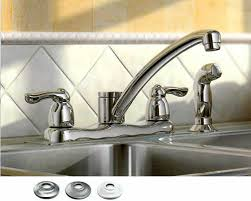 two handle kitchen faucet with sprayer kitchen faucets two handle faucets golden eagle design