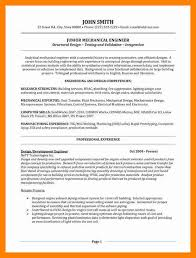 Resume Examples Mechanical Engineer Stunning What Are Mechanical Engineering Resume Photos Resume