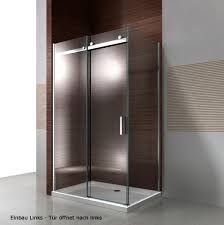 fixed panel shower enclosure and sliding door ex806 from safety