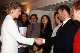 Dianas George Michael And Princess Diana Inside Their Relationship