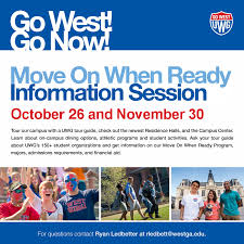 uwg move on when ready dual enrollment