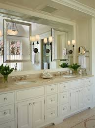Beveled Bathroom Vanity Mirror Beveled Mirror Traditional Bathroom Toth Construction