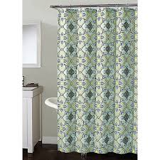 Blue And Green Shower Curtains Green Shower Curtain Hooks 100 Images Lime Green Orbit 12