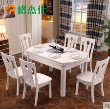 New Style Dining Room Sets by Online Get Cheap Oak Dining Room Table Chairs Aliexpress Com