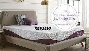 Zen Bedrooms Mattress Review Perfect Cloud Lavender Bliss Memory Foam Mattress Review Hack To