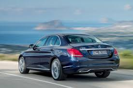 mercedes c class saloon the 2015 mercedes c class in different forms