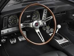 Modern Muscle Cars - 1969 chevrolet reggie jackson camaro pictures history value
