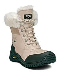 s ugg australia black adirondack boots schuh ugg australia s waterproof leather duck boot for the