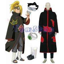 Halloween Costumes Naruto Compare Prices Akatsuki Halloween Shopping Buy