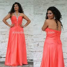 coral plus size bridesmaid dresses 2014 coral plus size evening dress beaded halter neck floor length