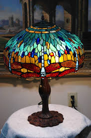 Tiffany Table Lamps Ideas Of Tiffany Table Lamps Decorative Furniture