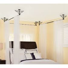 Ceiling Hung Curtain Poles Ideas Awesome Best 20 Ceiling Mount Curtain Rods Ideas On Pinterest