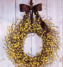 Spring Wreath Ideas Front Doors Door Design Wreaths Flower Wreaths For Front Door