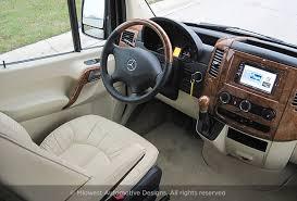 Conversion Van With Bathroom Sprinter Rv Midwest Automotive
