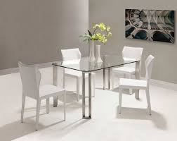 20 ways to small glass dining table