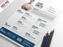 minimalistic resume psd settings content flash player 65 best free resume templates for 2018 updated