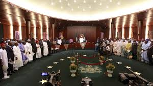 President S Cabinet Nigeria President Buhari Plans To Expand His Cabinet