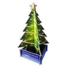 cardboard christmas tree display u2013 printdesigns store