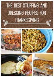 the best and dressing recipes for thanksgiving 16 easy