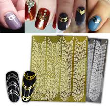 silver nail designs reviews online shopping silver nail designs