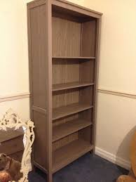 Liatorp Libreria by Ikea Hemnes Bookcase Grey Brown Roselawnlutheran