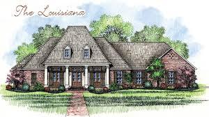 louisiana house madden home design the louisiana