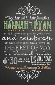 chalkboard wedding invitations custom chalkboard subway and mint wedding invitations