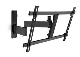 samsung tv wall mount kit wall 2345 full motion tv wall mount black