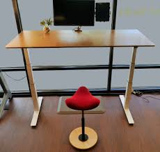 Anthro Sit Stand Desk by Standing Desk Review Archives Height Adjustable Desks