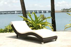 Outdoor Wicker Chaise Lounge Chaise Outdoor Chaise Lounge Cushion Wicker Chairs Plastic
