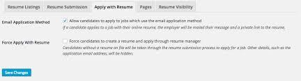 Job Application With Resume by Jobera Job Portal Wordpress Theme By Cohhe Themeforest