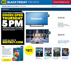 best black friday television deals black friday ads for target walmart best buy kohl u0027s and more